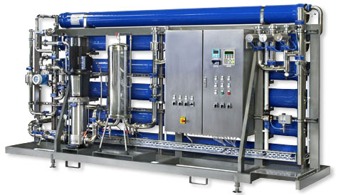Water Technologies-INDUSTRIAL RO PLANT.