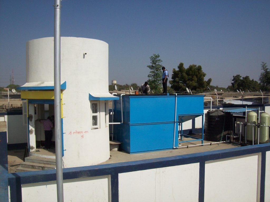 Waste Water Technologies-Sewage Treatment Plant 2.