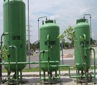Water Treatment Plant System
