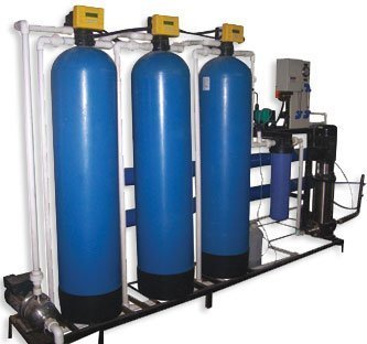 Fully Automatic Water Filtration System
