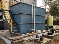Waste Water Technologies-Sewage Treatment Plant 5.